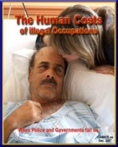 CANACE report, Dec 2007: 'The Human Costs of Illegal Occupations'