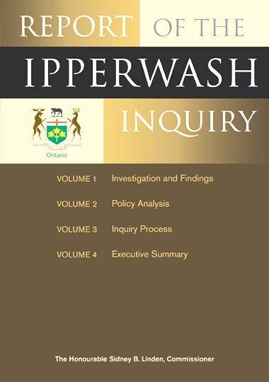 ipperwash-inquiry-logo