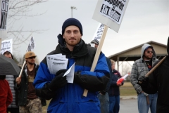 100328 Tom Keefer, CUPE 3903 disrupts CANACE Anti-Racism Rally