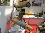 Kornet anti-tank missile