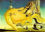 Salvador Dali - The Great Masturbator (click for high res version)