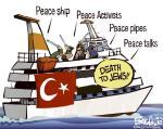 Jewish World Review, June 29/11: Lawsuit threat slows Flotilla launch
