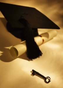 mortar-diploma-key