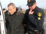 Merlyn Kinrade, arrested Dec 03/11 as one of 'Caledonia Eight.' PHOTO by Steve Scheffer, Never Again Group