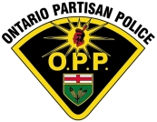 VoiceofCanada, Feb 06/12: David Strutt cartoon: new logo for 'ONTARIO PARTISAN POLICE'