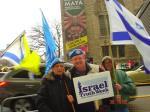 120330 Kinrade-Vandermaas-friend JDL Israel Consulate GM2J -  Toledano