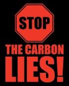 poster-Stop the Carbon Lies-STRUTT